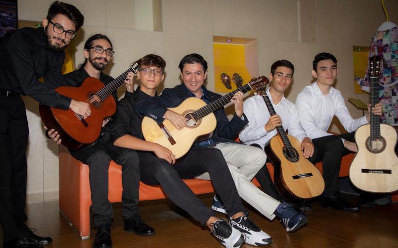 Ambiens, sabato 19 dicembre Cristian Marcia con il Meras notas ensemble in live streaming dalla Galleria comunale d'arte